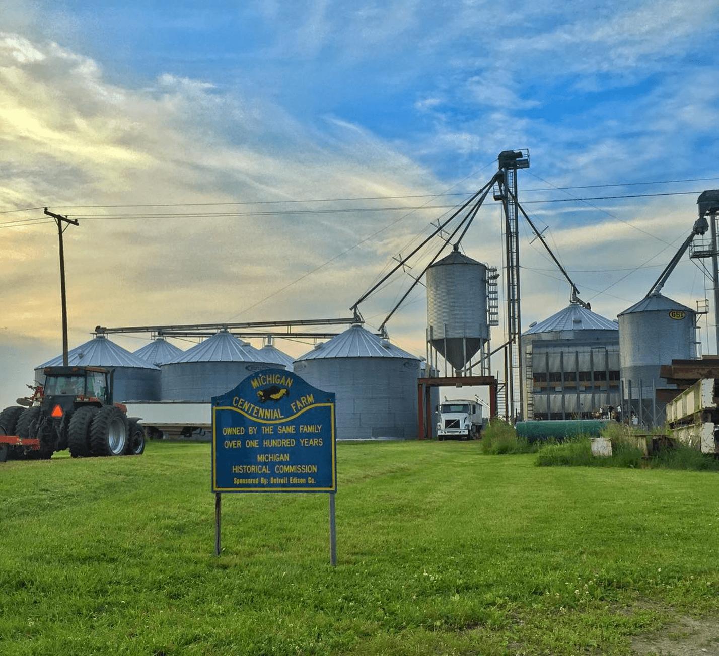 Michigan Centennial Farm