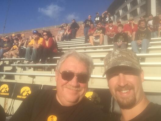 Hawkeyes game