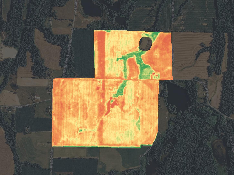 Clint Diggs –FarmLogs Crop Health Imagery