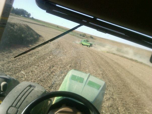 Getting work done on the family farm