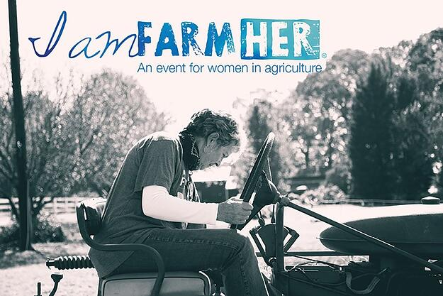 I am Farmher: an event for women in ag